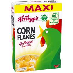 Kellogg''s Corn Flakes Cereal (12x750g)