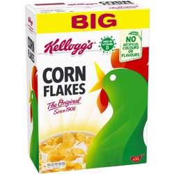 Kellogg''s Corn Flakes Cereal (6x1kg)