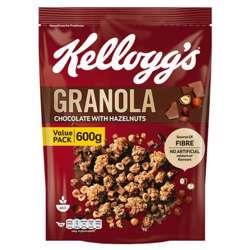 Kellogg''s Granola Chocolate (5x600g)