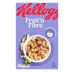 Kellogg''s Fruit and Fibre Cereal (18x500g)