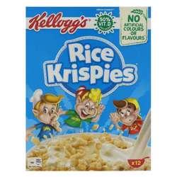 Kellogg''s Rice Krispies (12x375g)