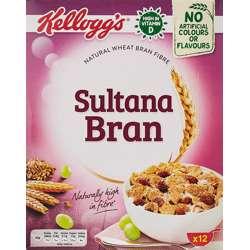 Kellogg''s Sultana Bran Cereal (18x500g)