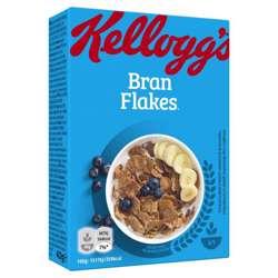 Kellogg''s Bran Flakes Cereal (40x40g)