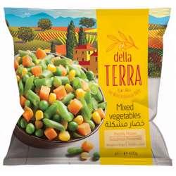 Della Terra Mixed Vegetables (25x400g)