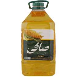 Safi Corn Oil Jerry Can (1x20ltr)