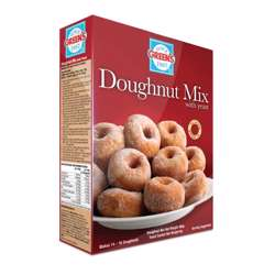 Greens Doughnut Mix (12x306g)