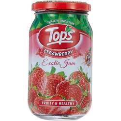 Top Fresh Strawberry Jam Jar (12x300g)