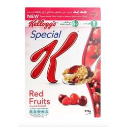 Kellogg''s Special K Red Fruit Cereal (20x375g)