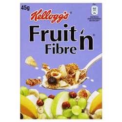Kellogg''s Fruit and Fibre Cereal (40x45g)