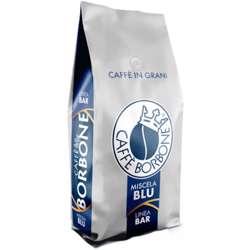 Caffe Borbone Beans 30% Arabica 70% Robusta Blue (6x1kg)