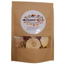Mixed Fruit Chips (Apple, Grapes, Peach & Strawberry) - 24g (1x4)