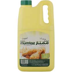 Mumtaz Vegetable Oil HDPE (6x1.8ltr)