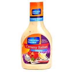 American Garden Creamy Italian Dressing (6x16oz)