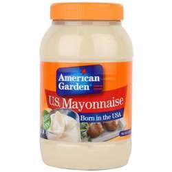 American Garden Mayonnaise (12x30oz)