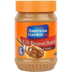 American Garden Creamy Peanut Butter (12x18oz)