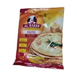 Al Baker Plain Paratha (24x400g)