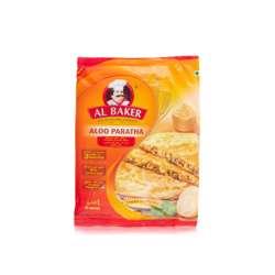 Al Baker Potato Paratha (24x400g)