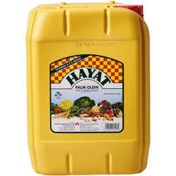 Hayat Blended Oil Jerry Can Lite Fry (20ltr)