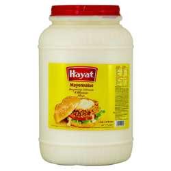 Hayat Mayonnaise (4x128oz)