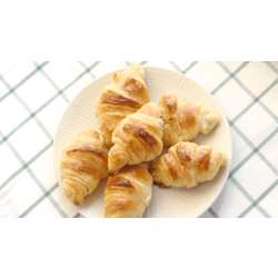 Pristine Frozen Croissants Plain with Butter Proofed (36x85g)