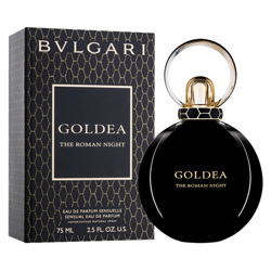 Bvlgari Goldea The Roman Night Edp 75Ml Tester