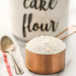 Pristine Professional High Ratio Cake Flour (1x25kg)