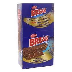 Tiffany Break Wafer Bar (24x12x31g)
