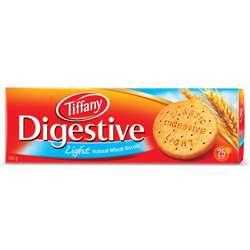 Tiffany Digestive Light Biscuit (12x400g)
