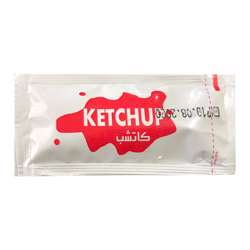 Tiffany Ketchup Sachets (1000x9g)