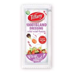 Tiffany Thousand Island Dressing Sachet (4x15x30ml)