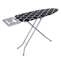 Delcasa DC1401 Ironing Board 8mm Thick Foam 97 x 34 cm