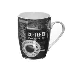 Delcasa DC1437 Bullet Mug Large 12oz