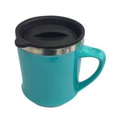 Delcasa DC1673 450ml Stainless Steel Travel Mug