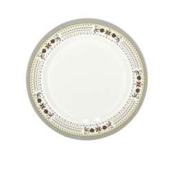 "Delcasa DC1785 Melamine Ware Dinner Plate 8"""