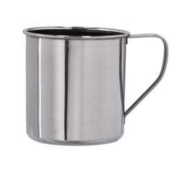 Delcasa DC1521 Steel Mug 9cm