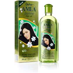 Dabur Amla Jasmine Hair Oil (24x300ml)
