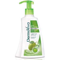 Dermoviva Anti Bacterial Handwash (36x200ml)