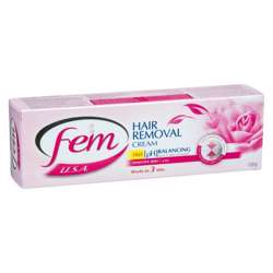 Fem Rose Hair Removal Cream (48x120G)