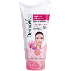 Dermoviva Saffron Fairness Face Mask (24x150ml)