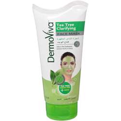 Dermoviva Tea Tree Clarifying Face (24xMask)