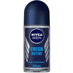 Nivea Men Deo Roll-On Fresh Active 50ml
