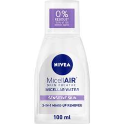 Nivea Face Micellar Water All In 1 Make-Up Remover 100ml
