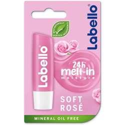 Labello Soft Rose 4.8gm