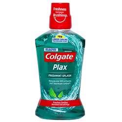 Colgate Plax Freshmint Mouthwash - 500ml (1x12Pcs)