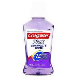 Colgate Plax Mouthwash Complete Care 500ml (1x12Pcs)