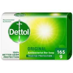 Dettol Green Original Soap 165g (1x48Pcs)