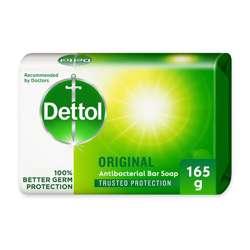 Dettol Soap Fresh 165g (1x48Pcs)
