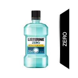 Listerine Zero Mouthwash Mild Mint 250ml (1x12Pcs)