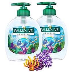Palmolive Handwash Aquarium 300ml (1x12Pcs)