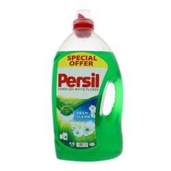 Persil PowerGel Green Colour 4.8Ltr (1x3Pcs)